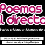 """Presentación del libro """"Poemas al director"""""""