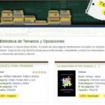 Nueva biblioteca de temarios y oposiciones en Bubok