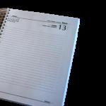 ¿Quieres una agenda personalizada con la portada de tu libro?