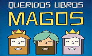 Queridos Libros Magos, recogida solidaria de cuentos