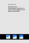 Evolución de la Siniestralidad Laboral en el sector de la Hostelería en el periodo 2000-2009