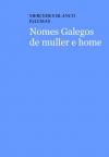 Nomes Galegos de muller e home