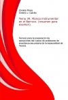 Tema 39. Música instrumental en el Barroco. (resumen para examen). Temario para la preparación de oposiciones del cuerpo de profesores de enseñanza secundaria de la especialidad de música.