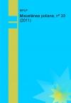 Miscelánea poliana, nº 33 (2011)