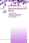 Obras para Banda de Música
