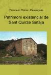 Patrimoni existencial de Sant Quirze Safaja
