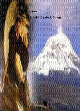 Pensamientos de Bolivar