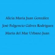 Alicia M. Juan y José F. Gálvez