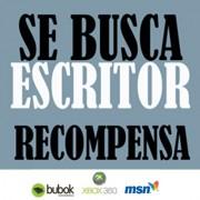 Concurso Bubok Xbox SE BUSCA E Relatos misterio, terror, intriga