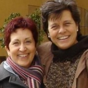 María Fradera y Teresa Guardans