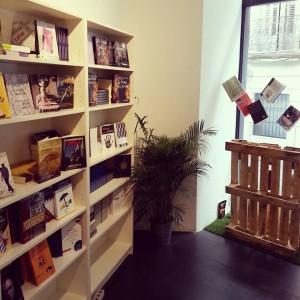 librería en Madrid