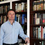 Javier González Alcocer: el futuro de la novela negra es suyo