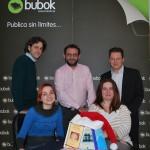 El equipo de Bubok os desea unas felices fiestas