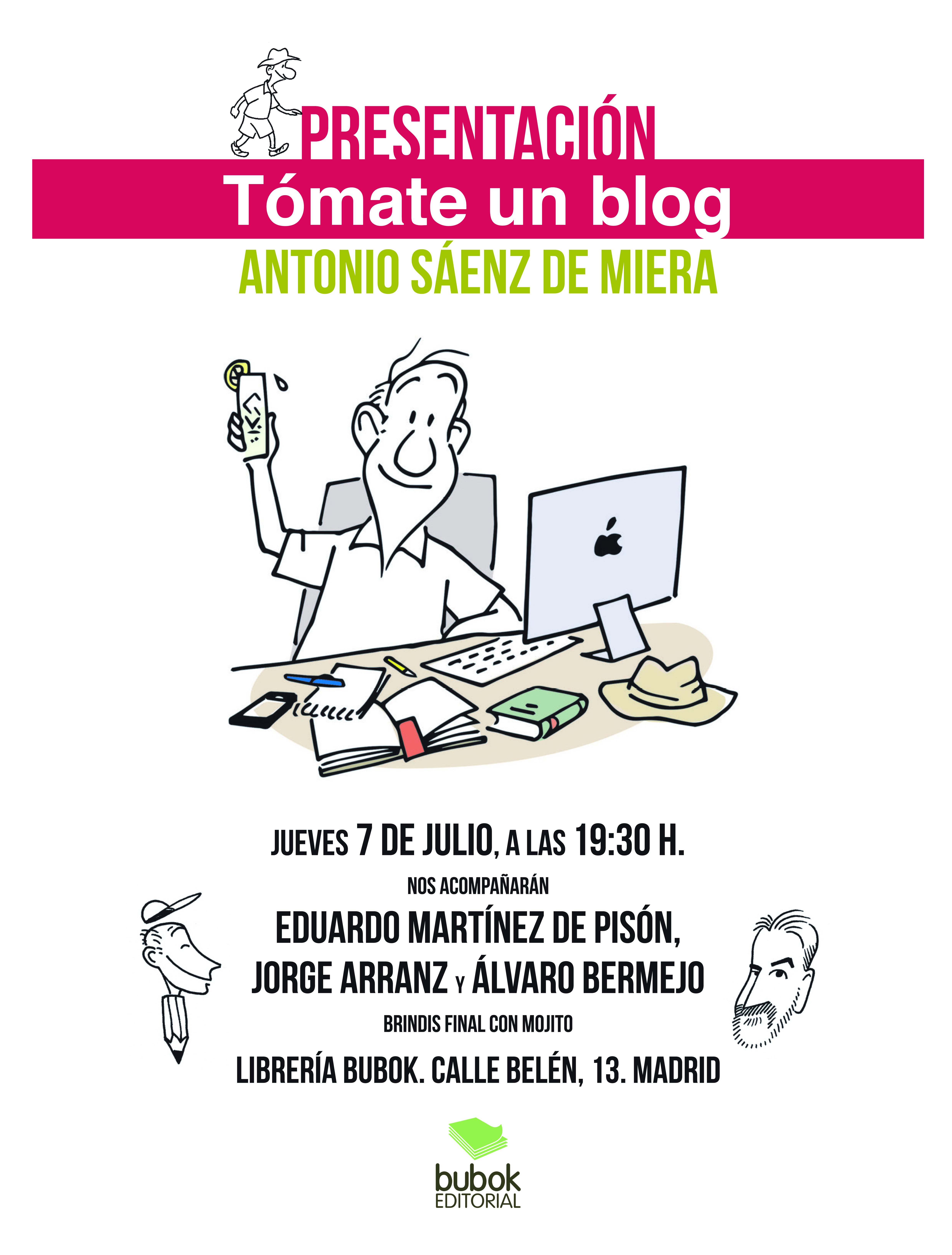 Cartel_Tomate un BLOG