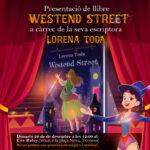 Conoce a Lorena Toda, autora de Westend Street