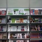 Stand en la Feria Internacional del libro de Guadalajara
