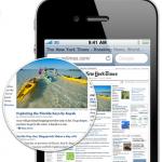 """iPhone 4, el renovado móvil """"lector"""" de Apple"""