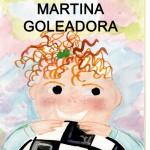 Presentación del libro Martina Goleadora