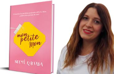 Noemí Quesada: «Una novela romántica es para disfrutar. No hay que buscarle más pies al gato»