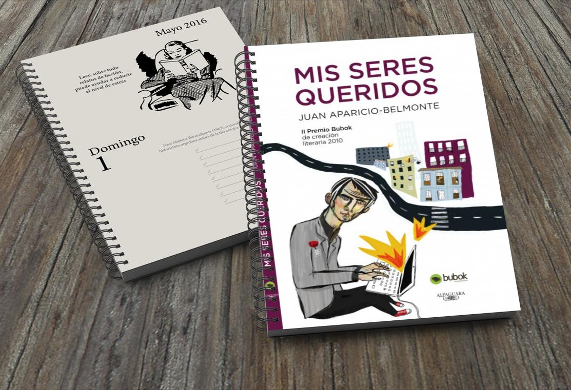 agenda-literaria-personalizada-bubok