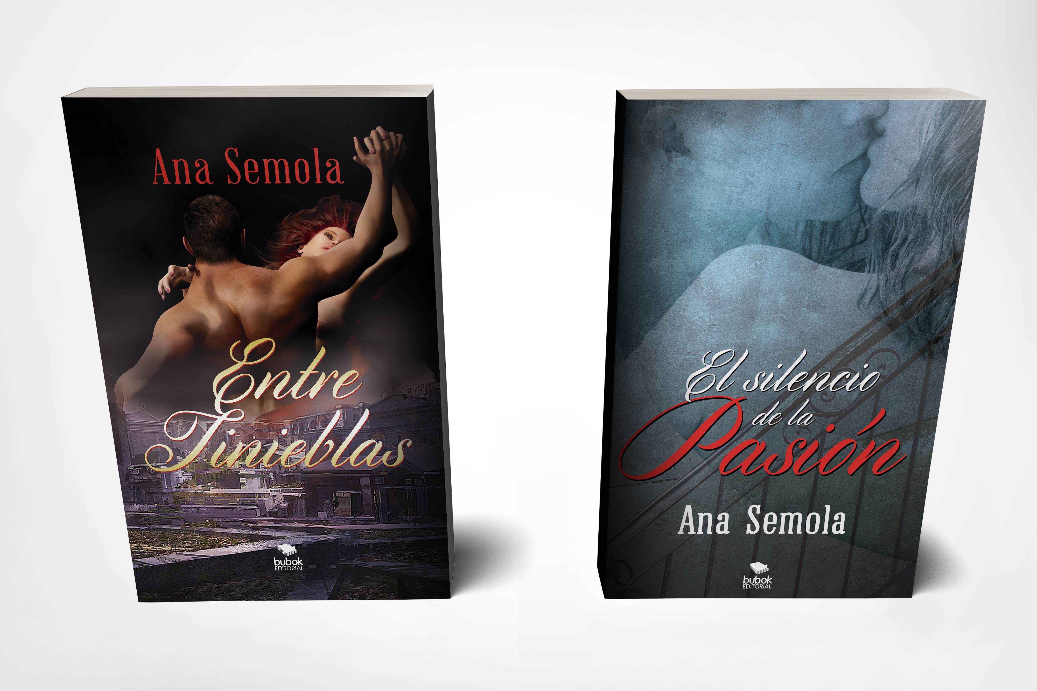 """Entrevista Ana Sémola, autora de la saga """"Oscura condena"""""""