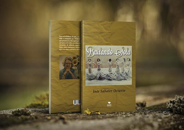 """""""Bailando sola"""", el libro de una vida"""
