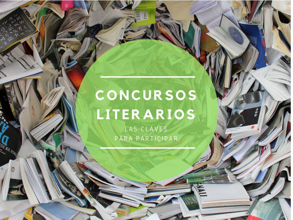 5 consejos para participar en certámenes literarios