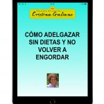 Adelgazar sin dietas, nuevo ebook de Cristina Galiano