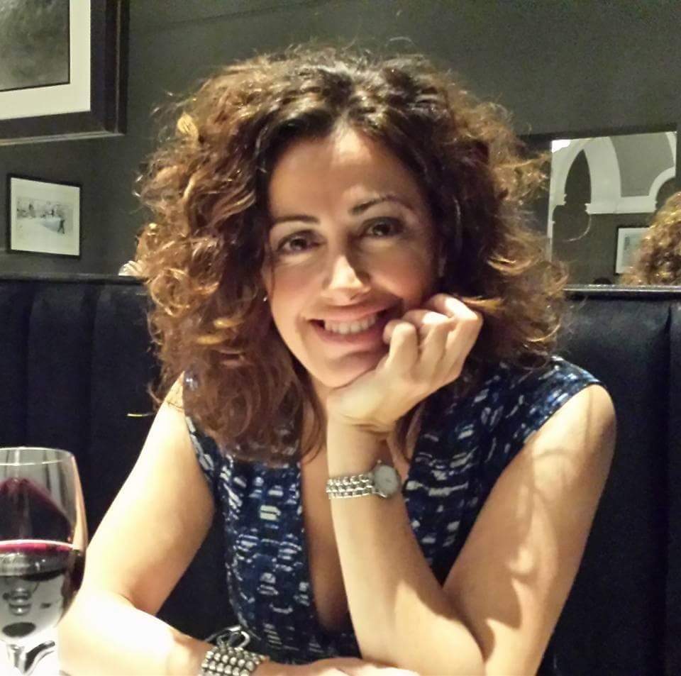 """Cristina Corsali, autora de """"Todos los caminos"""""""