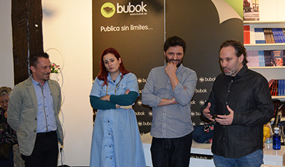 'Segundas Personas', VIII Premio Bubok