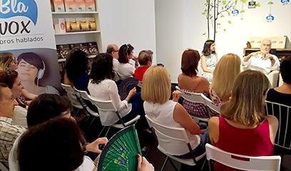 Presentación de 'Escribir ficción' con Gaspar Marqués