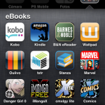 Lista de aplicaciones para leer eBook en iPhone