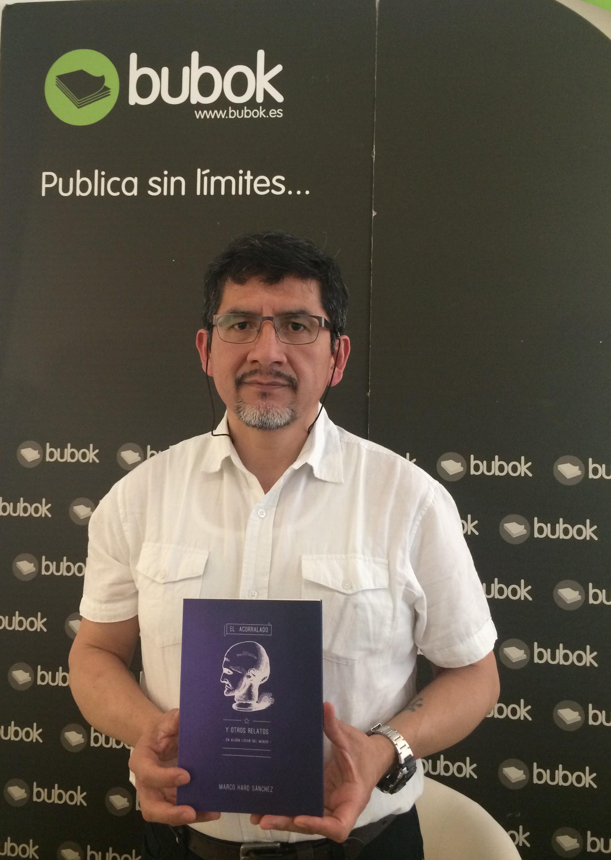 EL ACORRALADO Y OTROS RELATOS, de Marco Haro