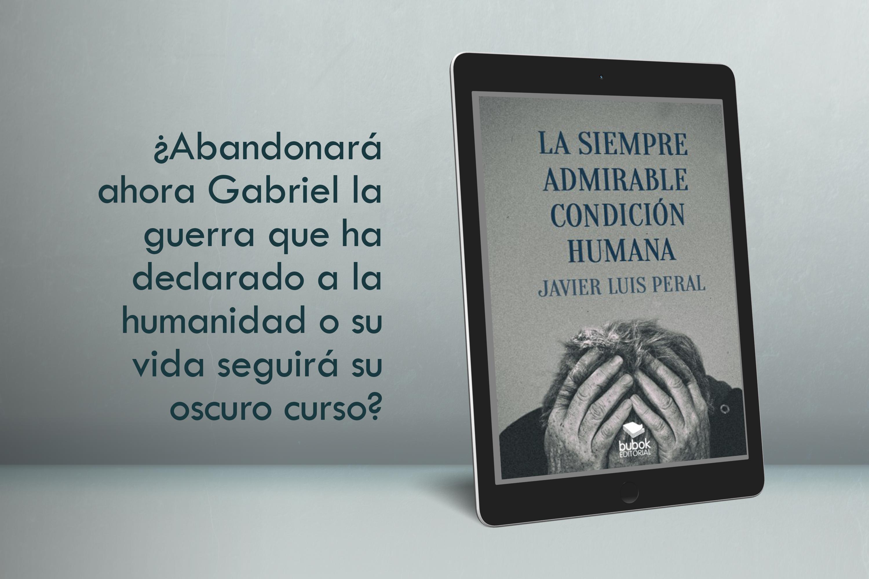 Javier Luis Peral publica sus tres novelas en Bubok