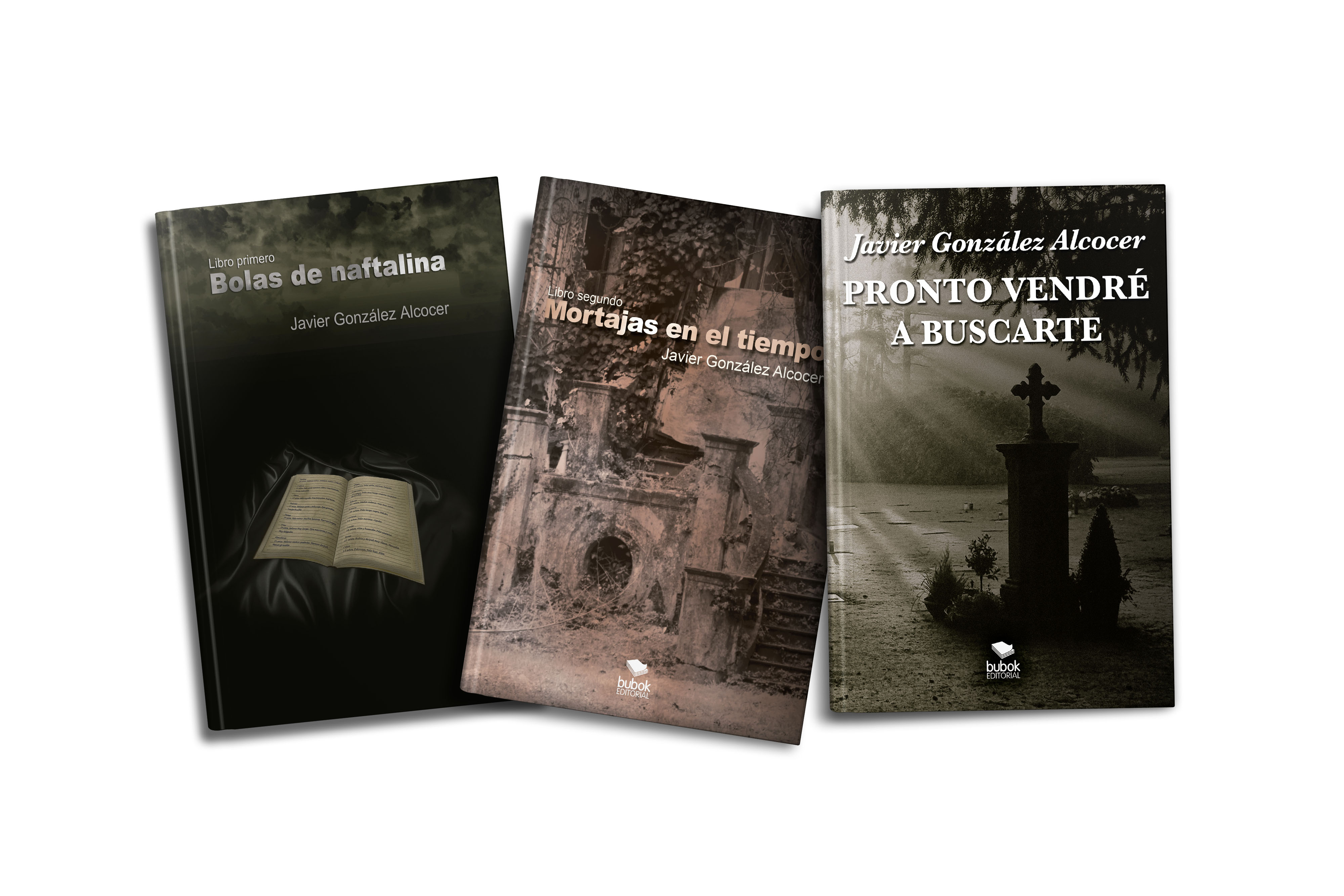libros Javier González Alcocer