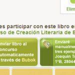 Pasos a seguir para participar en el II Premio Literario Bubok