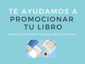 Te ayudamos a promocionar tu libro