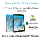 «Y tú ¿qué quieres?» Ganadora del premio de novela romántica Bubok – Kamadeva