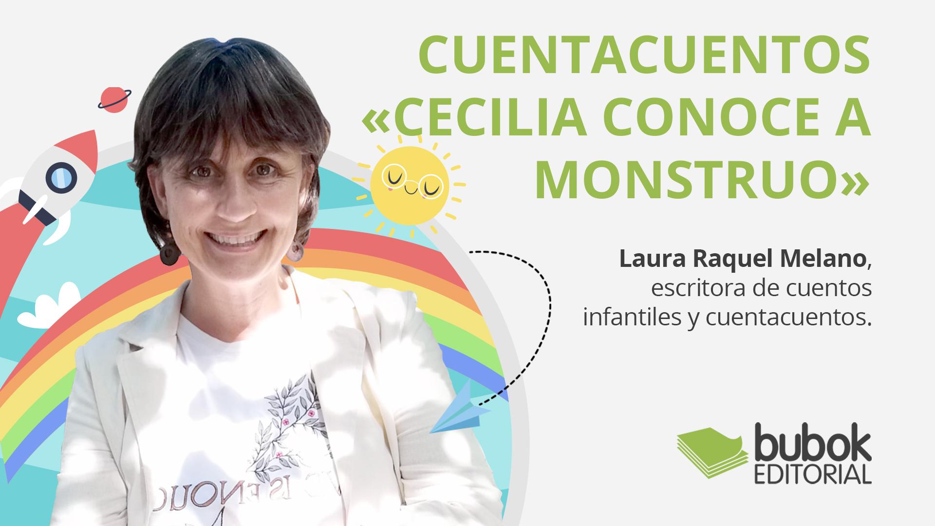 Cuentacuentos «Cecilia conoce a Monstruo»