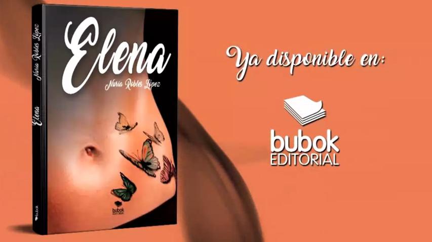 Elena Booktrailer