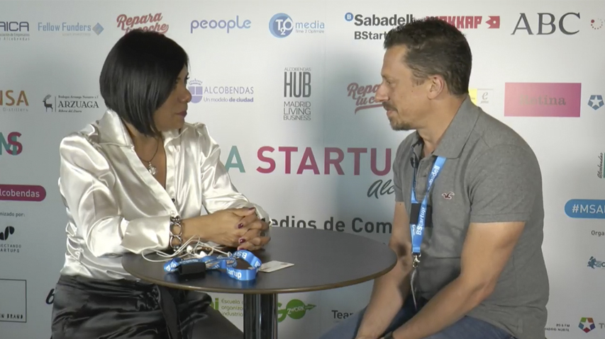 Entrevista a Sergio Mejías, Director General de Bubok