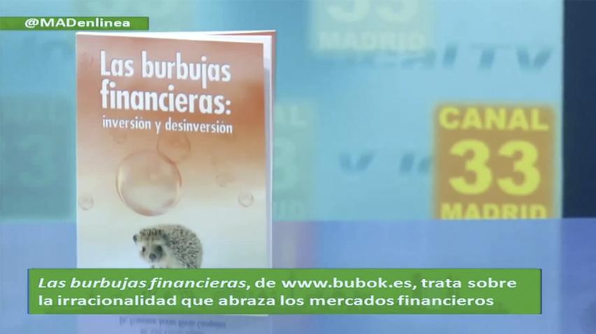 Javier Rivas en Canal 33 - Burbujas financieras