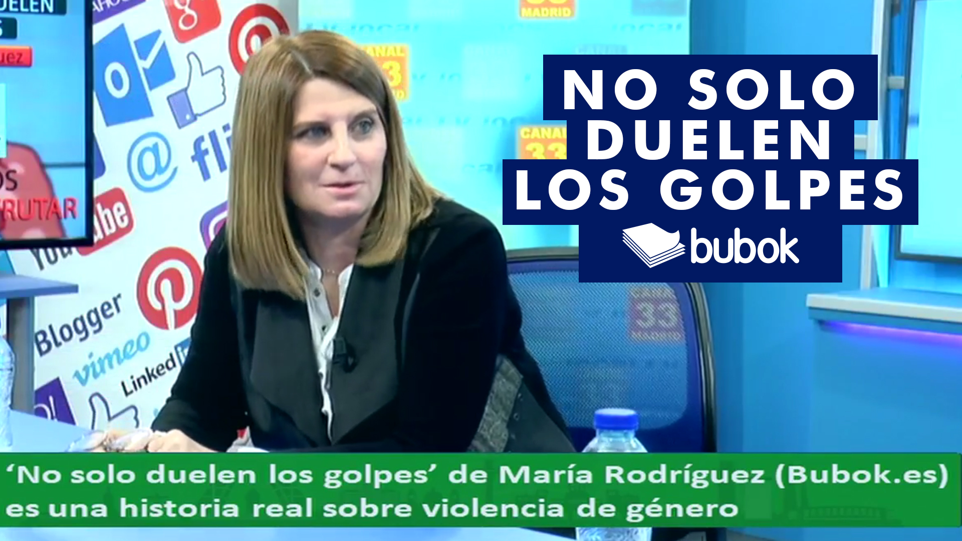 LIBROS PARA DISFRUTAR No sólo duelen los golpes de María Rodríguez