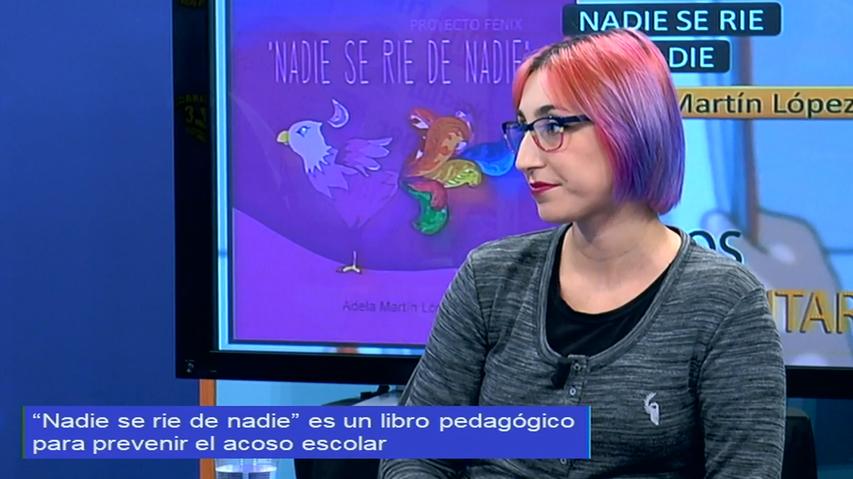 """""""Nadie se ríe de nadie"""", contra el acoso escolar"""