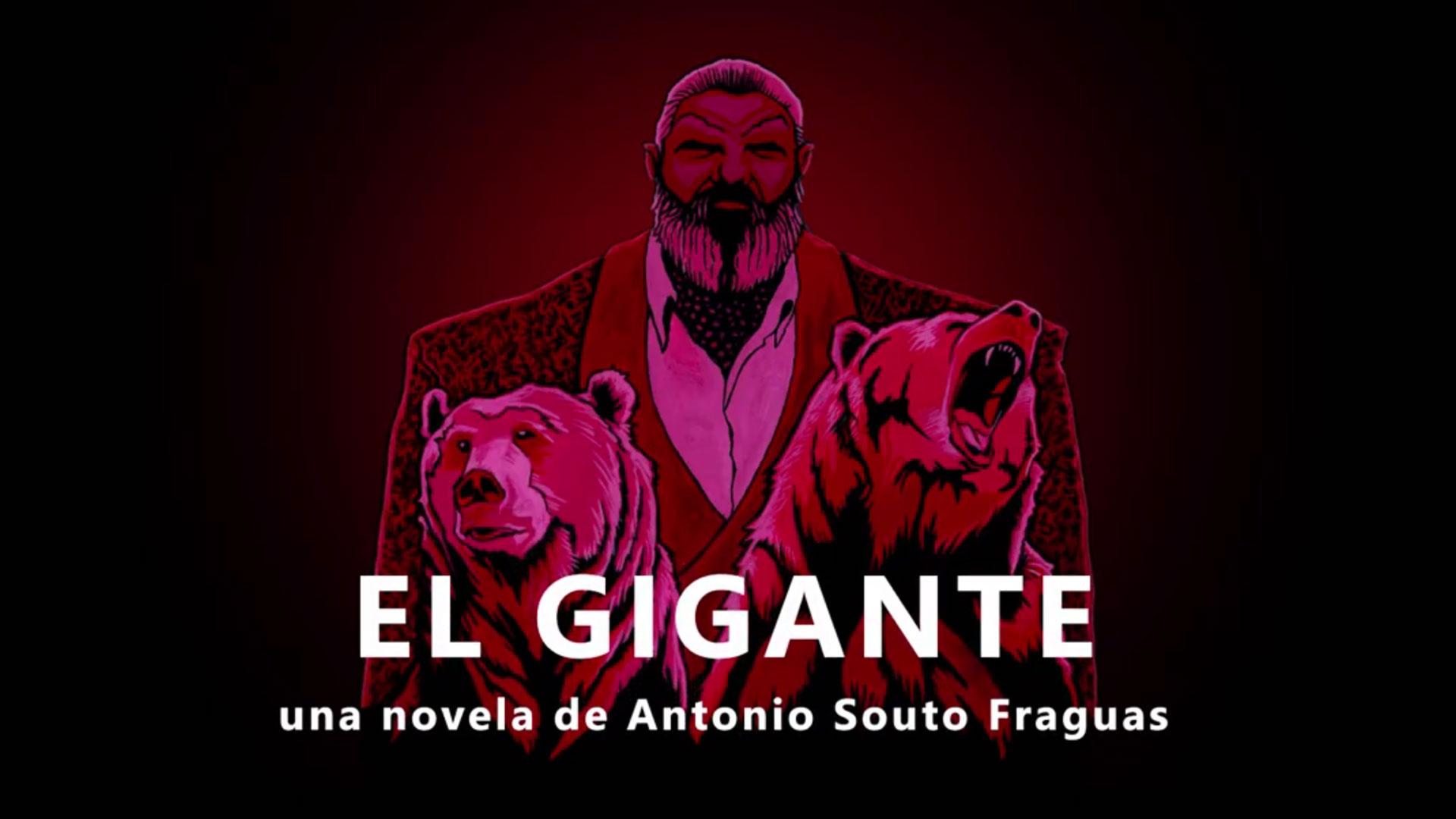 Teaser de la novela El Gigante
