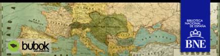 Mapas y grabados de la biblioteca nacional de España