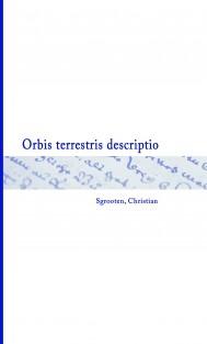 Orbis terrestris descriptio