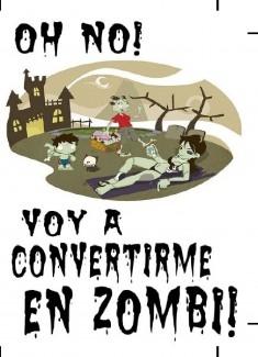 Oh No! Voy a convertirme en Zombi! (Edición Free)