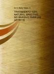 TRATAMIENTO 100% NATURAL, EFECTIVO, NO INVASIVO PARA LAS ARTRITIS