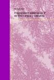 Programación didáctica de 3º de ESO Lengua y Literatura.